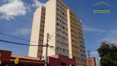 Imagem 1 de 21 de Apartamento Residencial À Venda, Vila Menuzzo, Sumaré. - Ap0629
