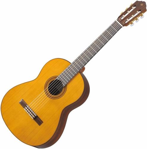 Imagen 1 de 3 de Guitarra Yamaha C-70 C/natural Inc Iva Estuche Gratis