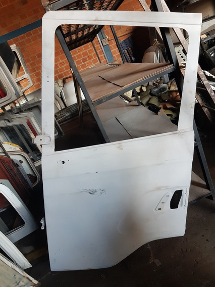 Porta Lado Ezquerdo Scania 124 Recuperada