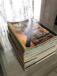 Lote Com 30 Revistas Au N226 A 256