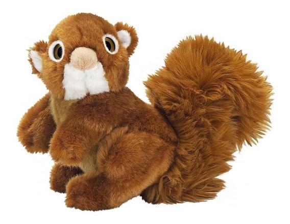 Pelúcia Animal Planet Esquilo 83193 Fun Divirta-se