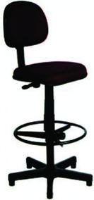 Cadeira Para Caixa / Desenhista Modelo Secretária A Gás