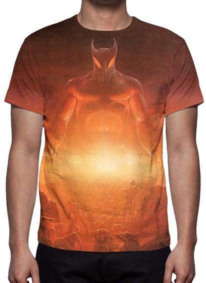 Camisa, Camiseta Dio - The Last In Line - Estampa Total
