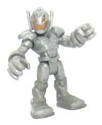 Boneco Ultron Playskool Marvel Super Heroes Hasbro 7 Cm D4