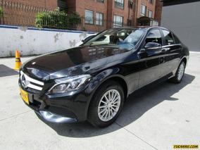 Mercedes Benz Clase C C180 Avantgarde Plus
