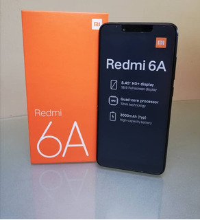 Teléfono Redmi A6_110vds Nuevo!!!