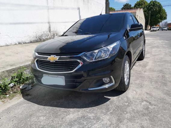 Chevrolet Cobalt 1.8 Ltz Aut. 4p 2017 Preto Particular