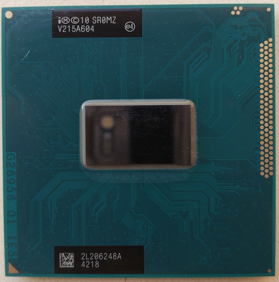 Procesador Intel Core I5-3210m 2.5-3.1 Ghz Socket G2