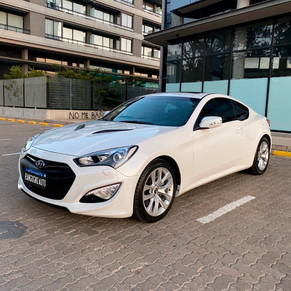 Hyundai Genesis 3.8 V6 At Coupe 310cv