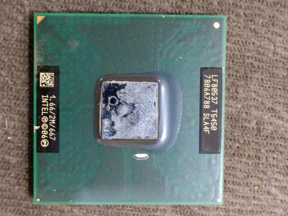 Processador Intel Core 2 Duo T5450 1.66/2m/667mhz