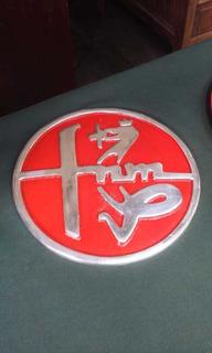 Emblema Da Marca Fnm
