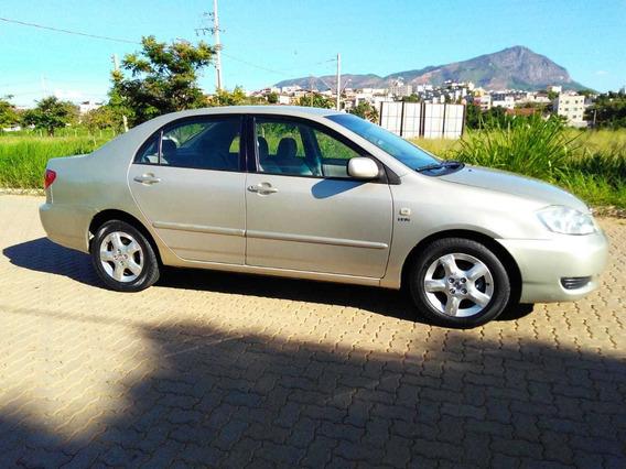 Corolla Xei Manual - 1.8 A Gasolina Completo