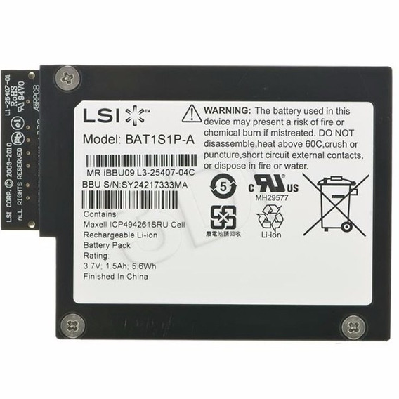 Bateria De Backup Axxrsbbu9 Para Rs25db080