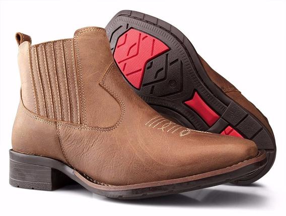 Botina Country Texana Feminina Montaria/ Bota- Capelli Boots