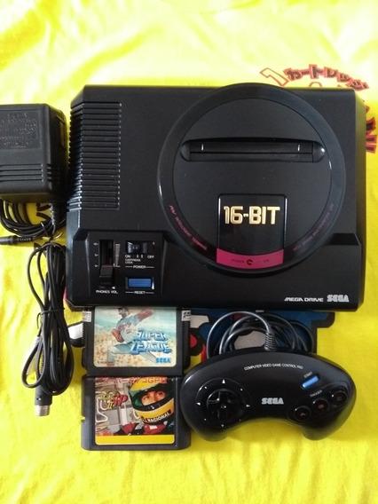 Sega Mega Drive Completo