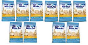 Kit 15 Cereal Milnutri Arroz E Aveia - 230g Cada
