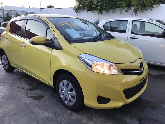 Toyota Vitz Año 2014 Japones