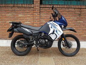 Kawasaki Klr 650 2012 Permuto Financio Con Dni Qr Motors