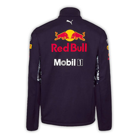 Chamarra Red Bull Racing Softshell (hombre)