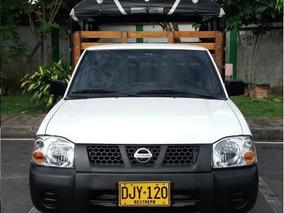 Venta Camioneta Estacas Nissan Frontier Np300 2015