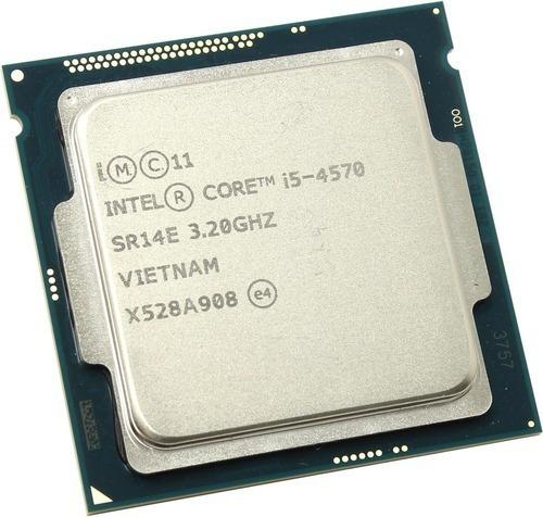 Imagem 1 de 5 de Processador Gamer Intel Core I5-4570 De 4 Núcleos 3.3 Ghz