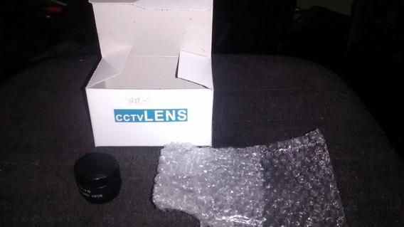 Lente Tv Lens 4mm 1/3 Cs (1413)