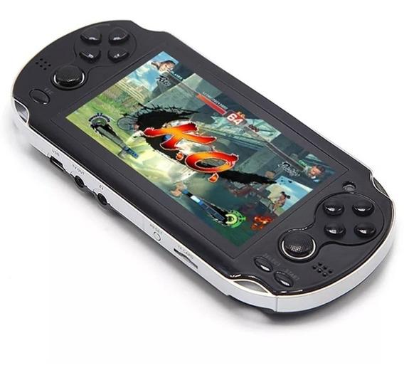 Mini Tipo Psp Vita Vídeo Game Portátil Retrô Snes Gba Arcade