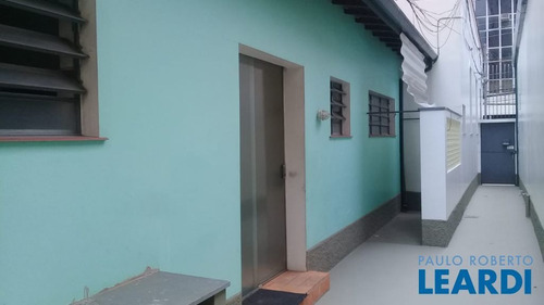 Casa Térrea - Pinheiros  - Sp - 634037