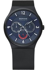 Reloj Ceramic Negro Bering