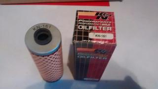 Filtro De Aceite K&n 161 Dé Bmw R 800 De Los 80s