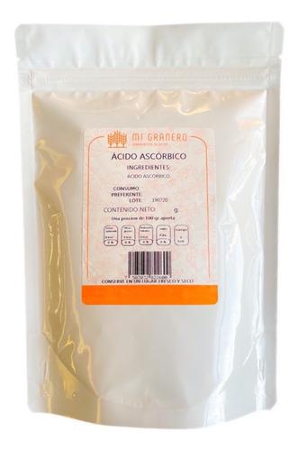 Imagen 1 de 3 de Ácido Ascorbico Granel 1 Kilogramo