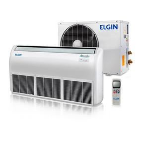 Ar Condicionado Piso Teto Atualle Eco Elgin 48000 Btus Frio