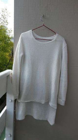 Sweater Mujer Beige