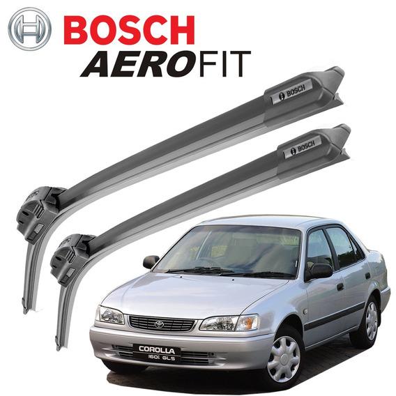 Palheta Limpador Parabrisa Bosch Aerofit Toyota Corolla 2000