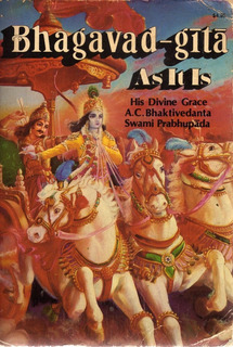 Bhagavad-gita As It Is Original 1972 1st Edition English