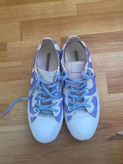 Zapatillas Converse Originales Modelo Exclusivo!! Casi Nueva