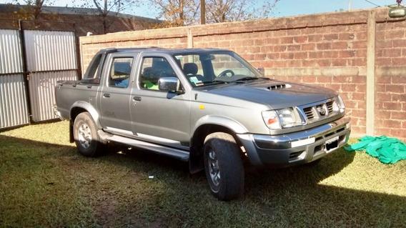 Nissan Navara Japonesa 4x4 Diesel 2002