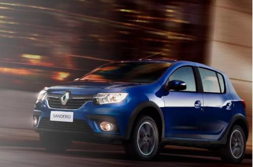 Renault Sandero Ph2 Life 1.6 2021 0km Contado Financia