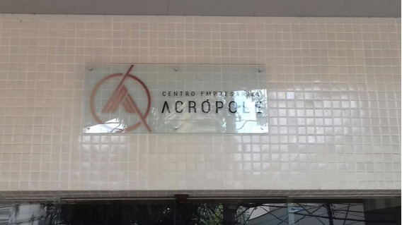 Sala Comercial Para Venda Em Belém, Nazaré, 1 Banheiro - V4450