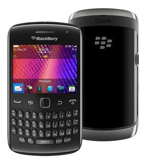 Blackberry Curve 9360 Gps, Wi-fi, 3g, Bluetooth, 5mp - Novo