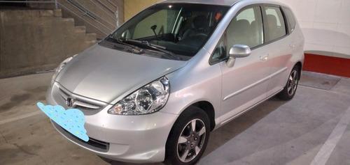 Honda Fit 2007 1.4 Lxl 5p