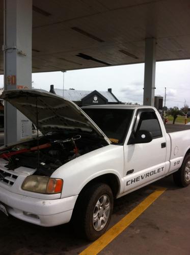 Imagem 1 de 2 de Chevrolet S10 2.2 Mpfi Raiz Não Nutella
