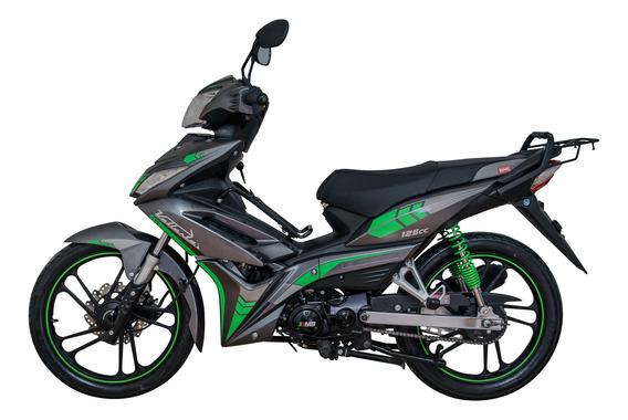 Motocicleta Semiautomática Vallesta 125cc