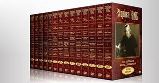 Colección Stephen King - Peliculas Pack Dvd + Miniserie