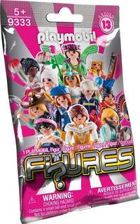 Playmobil Figuras Sorpresa Niña En Bolsita 9333 Intek