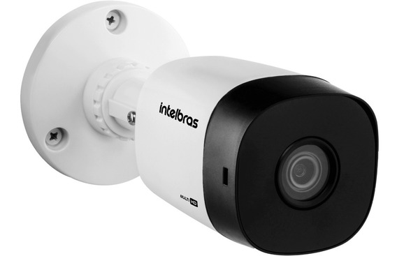 Cameras Intelbras Infra Hdcvi 720p Hd Vhd 1010b G4