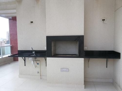 Imagem 1 de 28 de Cobertura À Venda, 238 M² Por R$ 1.600.000,00 - Jardim Aquarius - São José Dos Campos/sp - Co0094