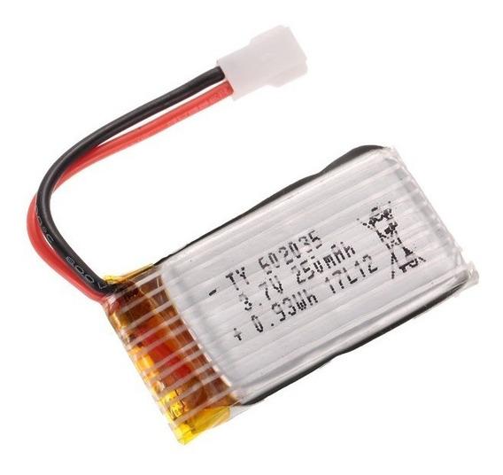 Lipo Bateria V911-s Original Wltoys 250mha 3.7v