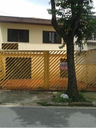 Imagem 1 de 21 de Casa Com 2 Dormitórios À Venda, 133 M² Por R$ 510.000,00 - Vila Valparaíso - Santo André/sp - Ca0303