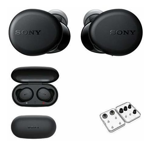 Imagen 1 de 7 de Sony Wf-xb700 / B Auriculares Inalambricos Verdaderos Con Gr